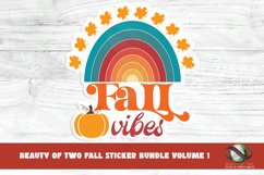 Sticker Bundle Fall Stickers 13 png Fall Printable Stickers Product Image 3