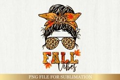 Fall Sublimation Bundle - Love Fall Yall Png Autumn Vibes Product Image 4