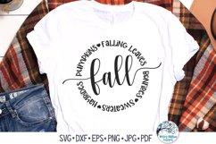 Fall SVG   Pumpkins, Falling Leaves, Bonfires, Sweaters Product Image 1