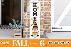 Fall Porch Sign SVG Bundle   Fall SVG Product Image 2