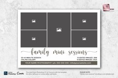 Family Mini Sessions Marketing Template for Photographers Product Image 3