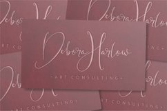 Fanish Elegant Signature Font Product Image 4