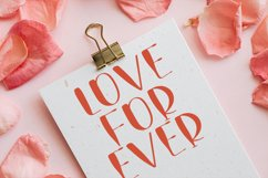Fathers Days - Love Handwritten Font Product Image 5