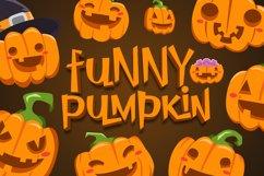 Pumpkin Island - Halloween Typeface Product Image 6