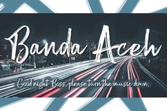 Angel Boos - Handlettered Font Product Image 6