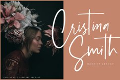 Crystal Dust - a Handwritten Font Product Image 2