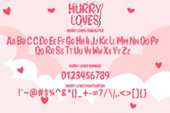 Hurry Loves Product Image 3