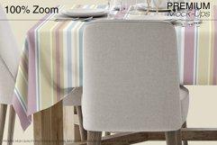 Tablecloth Mockup Set Product Image 6