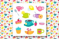 Cups and sweets funny emojis Product Image 3
