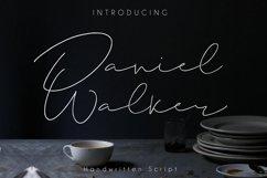 Daniel Walker Script Product Image 1