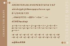 Wallice   Handwritten Script Font Product Image 3