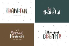 Winter Font Bundle - Handwritten Fonts for Crafters! Product Image 4