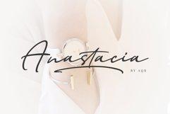 Anastacia Signature Font Product Image 1
