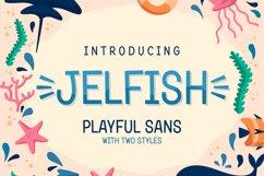 Jelfish - Playful Sans Product Image 1
