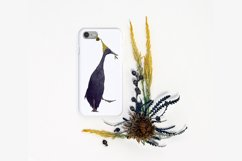 Geese and dried leaves set. Autumn inside. Product Image 2