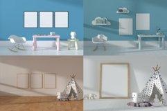 Kids Room Frame Mockups Vol - 8 Product Image 2