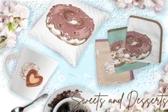 Sweets and Desserts. Mini set 1 Product Image 3