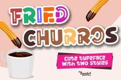 Fried Churros Product Image 1