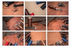 Leather. Styled stock photo set. Vol.1 Product Image 5