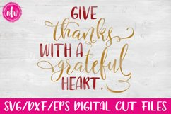 Fall Bundle - SVG, DXF, EPS Cut Files Product Image 3