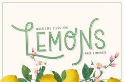 Limonata Font Product Image 3