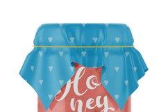 Honey jar Mockup Product Image 5