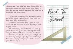 take notes typeface Product Image 4