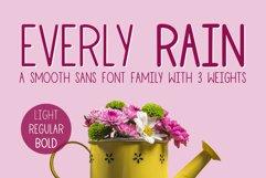 Everly Rain, 3 Font Family Product Image 1