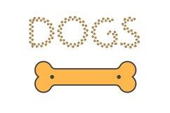 Puppy Paw - Dog Font Product Image 2