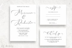 Everything Calligraphy - a Lovely Font Product Image 4
