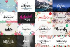 109 in 1 BEST FONT BUNDLE Product Image 2