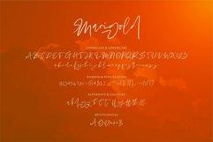 Web Font Marigold - Beauty Signature Font Product Image 2