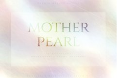 Holographic Pearl - Texture plus FREE Floral set Product Image 1