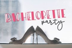 WildNight - A Hand Lettered Shimmery Font Duo Product Image 6