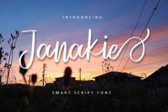 Janakie - Web Font Product Image 1
