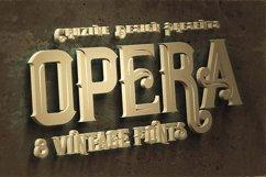 Opera Vintage Typeface Product Image 5
