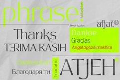 Afjat Trends - Latin, Cyrillic & Greek Product Image 5