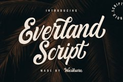 Everland Script Product Image 1
