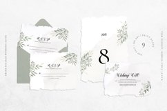 Green Foliage Wedding Suite Product Image 4