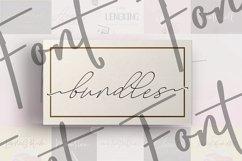 Popular Font Bundles Product Image 2