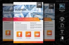 Multipurpose Corporate Flyer Template Vol. 5 Product Image 1