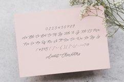 Fairy Lavender Monoline Handdraw Font Product Image 6
