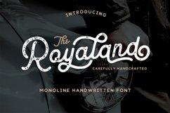 Royaland Font Product Image 1