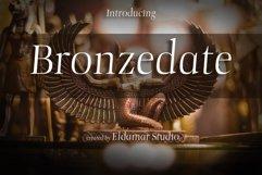 Bronzegate Font Product Image 1