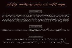 Pisonest Script Font Product Image 5