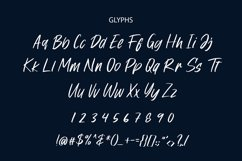 Brownie Brush Font Product Image 6