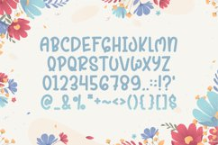 Spring On - Cute Display Font Product Image 5