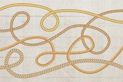Marine Rope Pattern Brushes Set Product Image 4