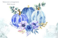 Blue pumpkins Product Image 4