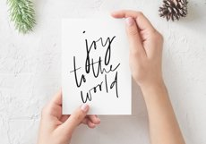 Christmas Words and Phrases - Overlay Font Product Image 6